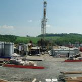 Hydraulic Fracturing Drill Pad